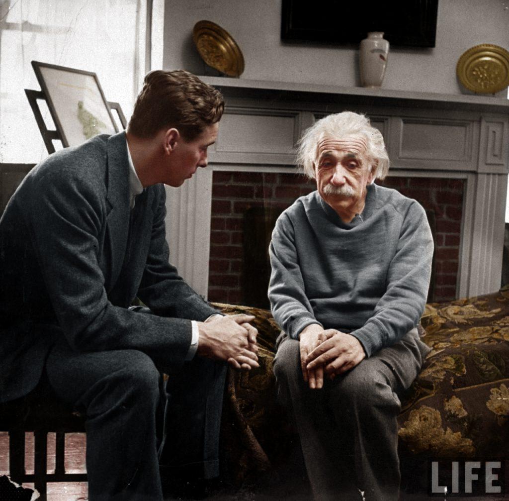Einstein 1948
